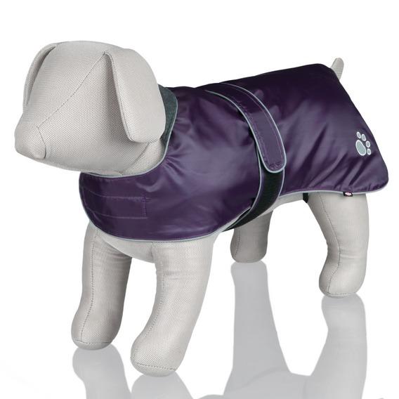 Płaszcz dla psa Orleans fioletowy