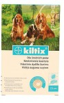 Obroża przeciwkleszczowa Kiltix dla średnich psów