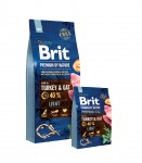 Brit Premium By Nature Light - różna waga