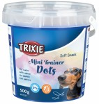 Trixie Treserki Soft Snack Mini Trainer Dots dla psa 500g