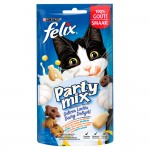 Przysmak dla kota FELIX PARTY MIX Dairy Delight 60g