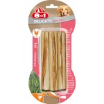 8in1 Przysmak Pork Delights Bone Sticks 3szt