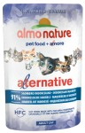 Almo Nature Saszetka ALTERNATIVE makrela indonezyjska dla kota 55g