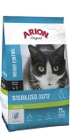 ARION ORIGINAL CAT STERILISED CHICKEN 7,5kg