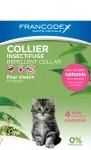 FRANCODEX Obroża przeciw insektom dla kociąt
