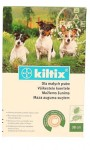Obroża przeciwkleszczowa Kiltix dla małych psów