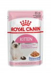 Royal Canin Kitten Sterilised w galatecie 85g