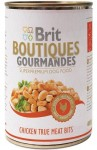 Brit Boutiqoes Gourmandes Chicken True Meat Bits 400g