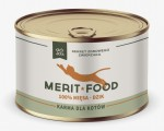 Merit Food CAT - Dzik 100% - 410g