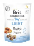 Brit Care FUNCTIONAL SNACK LIGHT z królikiem dla psa 150g