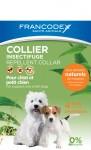 FRANCODEX Obroża przeciw insektom dla szczeniąt i psów do 10 kg