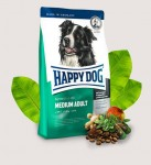 Happy Dog Supreme Fit & Well Adult Medium 0,3 kg, 1 kg, 4 kg, 12,5 kg