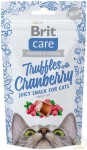 Brit Care CAT SNACK Truffles Cranberry dla kota 50g