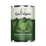 Canagan Mokra karma FREE-RUN CHICKEN dla psa 400g
