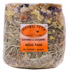 Siano z ziołami MINI PACK Herbal Pets - 300g
