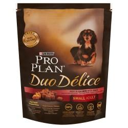 PRO PLAN Duo Delice Small łosoś z ryżem dla psa małej rasy