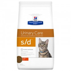 HILL'S S/D Urinary Care Karma dla Kota 1,5 KG drogi moczowe