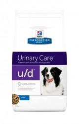 Hill's Prescription Diet u/d Canine 12kg Kamień