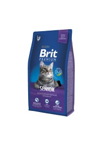 Brit Premium Cat Senior 0,3/1,5/8 kg