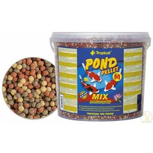 Tropical Pond Pellet Mix size M
