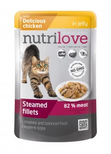 Nutrilove pouch cat CHICKEN in jelly 85g.jpg