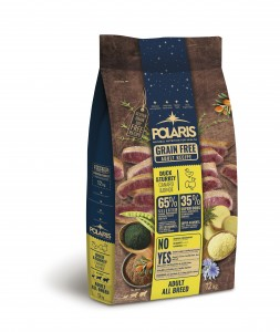 POLARIS Grain free adult duck, turkey, pork fresh meat dla psa - różna waga