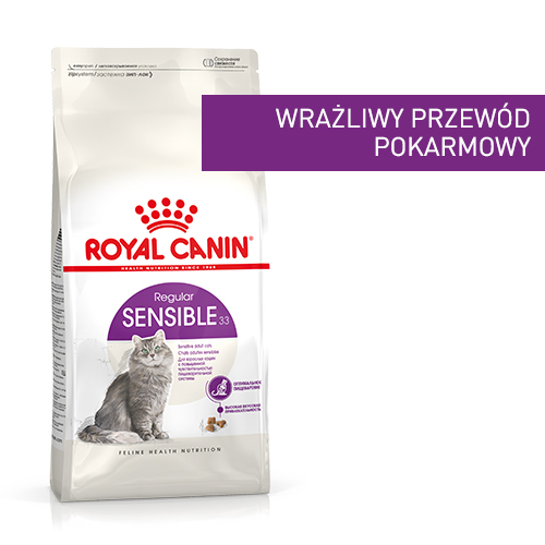royal canin sensible 33 0 4 2 4 10 kg sklep zoologiczny. Black Bedroom Furniture Sets. Home Design Ideas