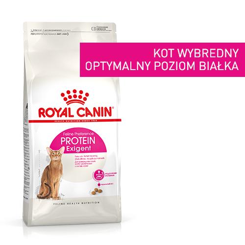 royal canin exigent 42 protein 0 4 kg 2 kg 10 kg sklep zoologiczny. Black Bedroom Furniture Sets. Home Design Ideas